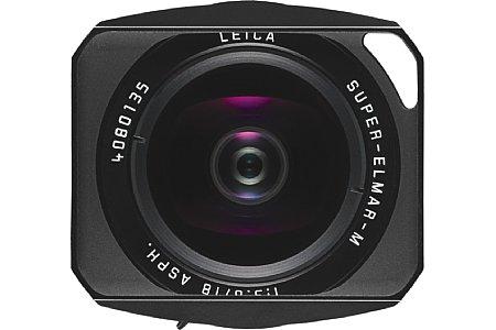 Leica Super-Elmar-M 1:3.8/18mm ASPH [Foto: Leica]
