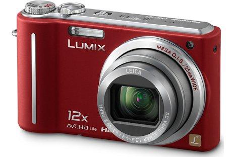 Bild Panasonic Lumix DMC-TZ7 [Foto: Panasonic]