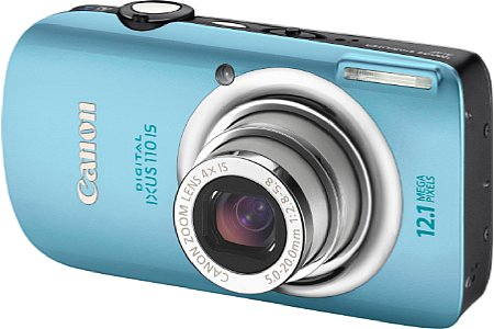 Canon Digital Ixus 110 IS [Foto: Canon]