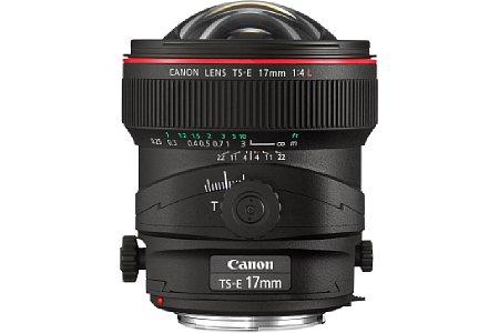 Canon TS-E 17 mm [Foto: Canon]