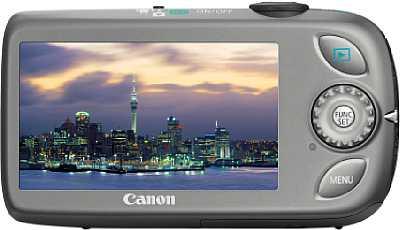 Canon Digital Ixus 110 IS [Foto: Canon]