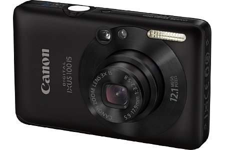 Canon Digital IXUS 100 IS [Foto: Canon]