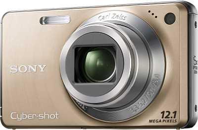 Sony Cyber-shot DSC-W270 [Foto: Sony]