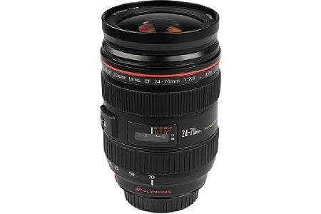 Objektiv Canon EF 24-70 mm 2.8 L USM [Foto: Canon]