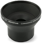 Bild: Vorsatzobjektiv-Adapter Olympus CLA-6 [Foto: Imaging One]