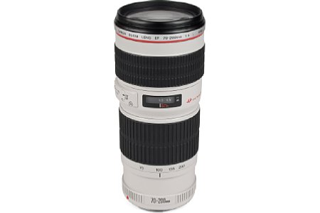 Objektiv Canon EF 70-200 mm 4.0 L USM [Foto: Imaging One]