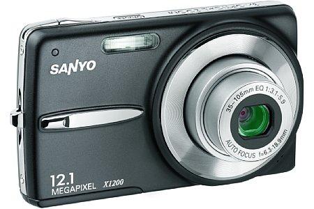 Sanyo VPC X1200 [Foto: Sanyo]