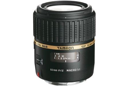 Tamron SP AF60mm F/2.0 Di II Macro 1:1 [Foto: Tamron]