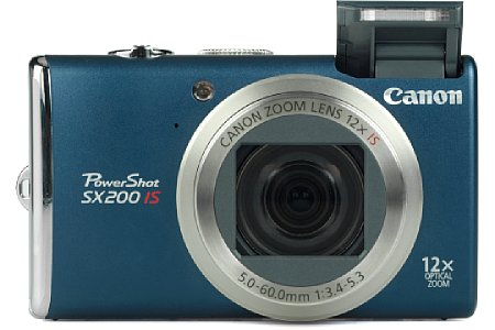 Canon PowerShot SX200 IS [Foto: MediaNord]