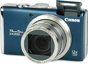 Canon PowerShot SX200 IS [Foto:MediaNord]