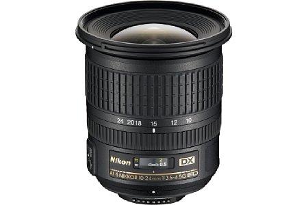 Nikon DX 10-24mm F3.5-4.5 G ED [Foto: Nikon]