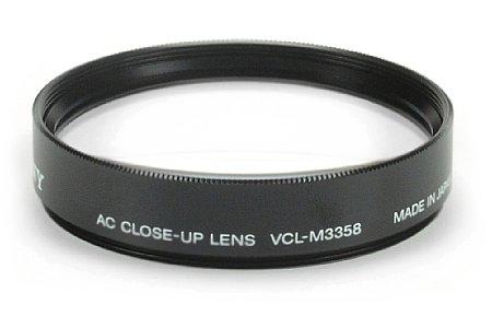 Makro-Linse Sony VCL-M3358 [Foto: Imaging One]