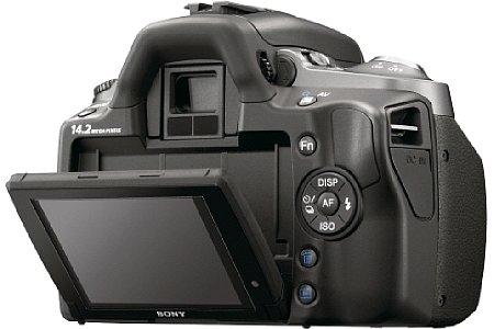 Sony Alpha 380 [Foto: Sony]