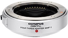 Olympus FourThirds-Adapter MMF-1 [Foto: Olympus]