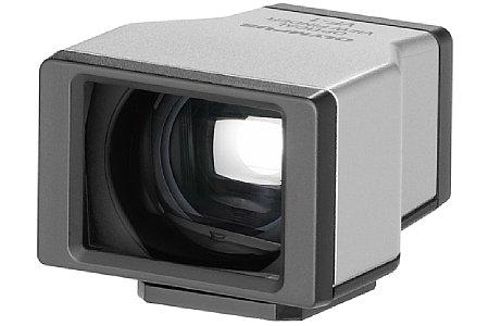 Olympus Aufstecksucher VF-1 (passend zum Micro FourThirds 17mm Pancake) [Foto: Olympus]