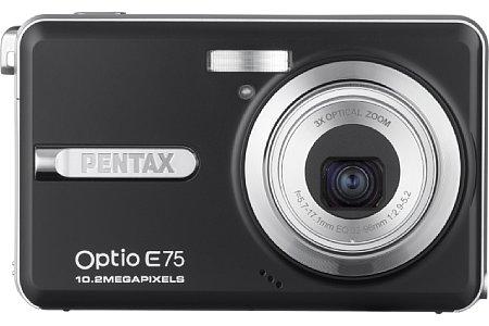 Pentax Optio E75 [Foto: Pentax]