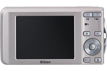 Nikon Coolpix S520 [Foto: Nikon]