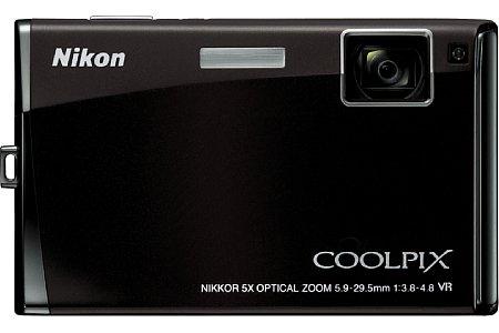 Nikon Coolpix S60 [Foto: Nikon]