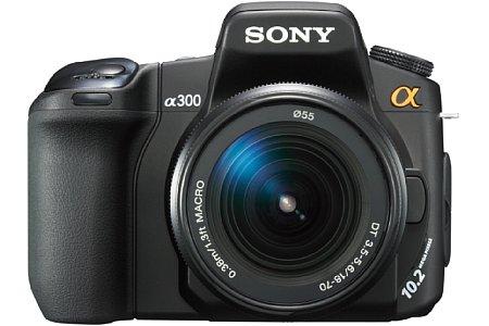 Sony Alpha 300 [Foto: Sony]