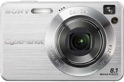 Sony Cyber-shot DSC-W130 [Foto: Sony]