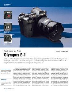 Olympus E-1 aus DigitalPhoto 07-08-2006-1 [Foto: DigitalPhoto]