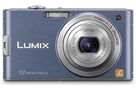 Panasonic Lumix DMC-FX60 [Foto: Panasonic]