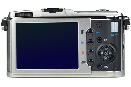 Olympus Pen E-P1 [Foto: MediaNord]