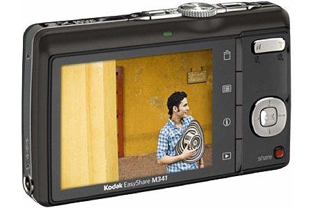 Kodak EasyShare M341 [Foto: Kodak]