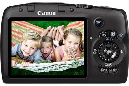 Canon PowerShot SX120 IS [Foto: Canon]