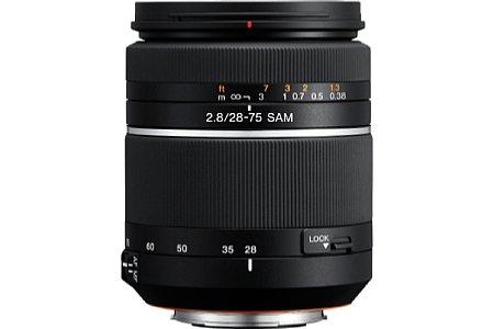 Sony 28-75 mm 2.8 SAM (SAL-2875) [Foto: Sony]