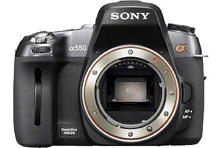 Sony Alpha 550 [Foto: Sony]