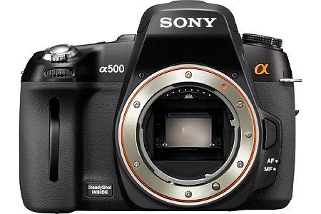 Sony Alpha 500 [Foto: Sony]