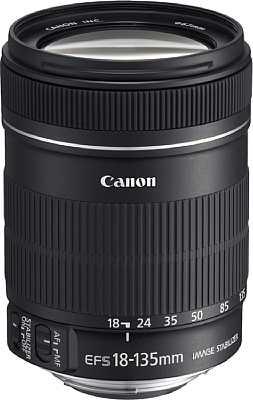Cann EF-S 18-135mm f3.5-5.6 IS [Foto: Canon]