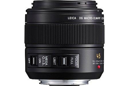 Leica DG Macro Elmarit 2.8 45mm Asph OIS [Foto: Leica]