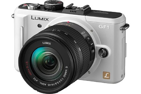Panasonic Lumix DMC-GF1 [Foto: Panasonic]