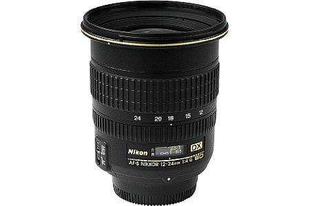 Nikon AF-S DX G IF-ED 4.0 12-24 mm [Foto: Imaging One]