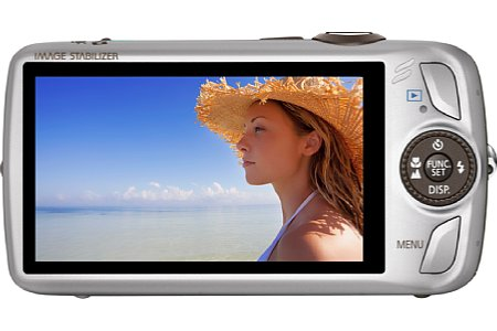 Canon Digital Ixus 200 IS [Foto: Canon]