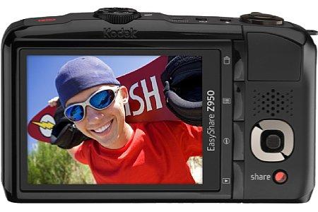Kodak EasyShare Z950 [Foto: Kodak]
