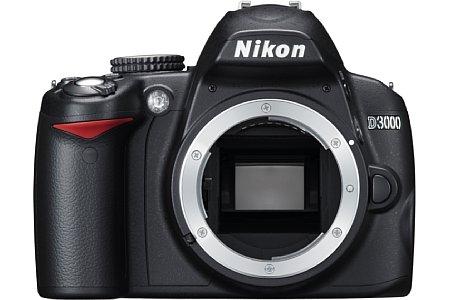 Nikon D3000 [Foto: Nikon]