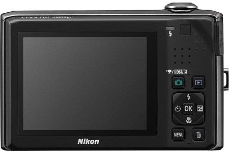 Nikon Coolpix S1000pj [Foto: Nikon]