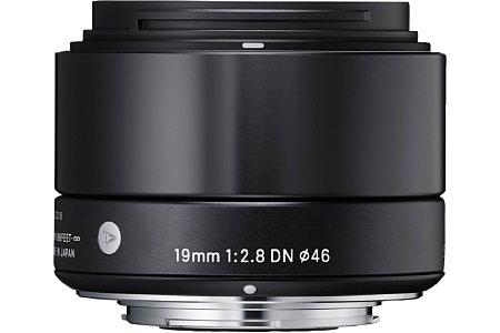 Sigma A 19 mm 2,8 DN [Foto: Sigma]