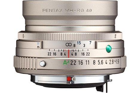 Bild Pentax HD FA 43 mm 1.9 ED Limited. [Foto: Pentax]