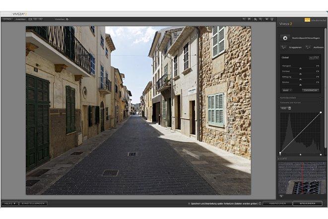Bild In Viveza 2 dreht es sich weniger um Effekte und das Stilisieren von Bildern. Das Plugin bietet stattdessen einen intuitiveren Ansatz für die Korrektur von Farben und Kontrasten. [Foto: MediaNord]