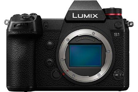 Panasonic Lumix DC-S1. [Foto: Panasonic]