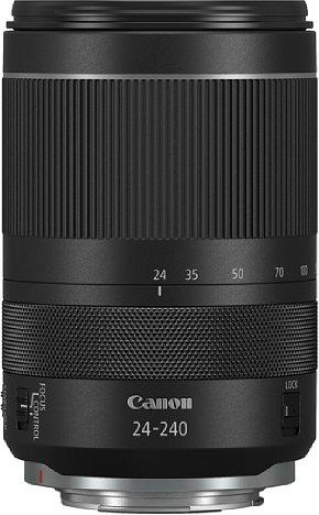 Bild Das Canon RF 24-240 mm F4-6.3 IS USM besitzt einen Multifunktions-Einstellring, der wahlweise den Fokus oder nach Umschaltung eine andere Funktion, beispielsweise die Blende, steuert. [Foto: Canon]