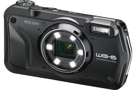 Ricoh WG-6. [Foto: Ricoh]
