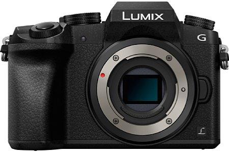 Panasonic Lumix DMC-G7. [Foto: Panasonic]