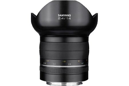 Samyang Premium MF XP 14 mm F2.4. [Foto: Samyang]