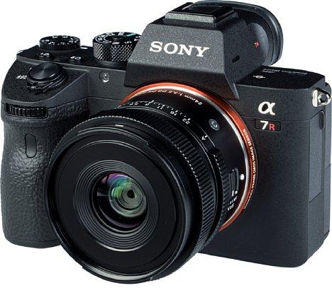 Bild An der Sony Alpha 7R III sieht das Sigma 24 mm F3.5 DG DN Contemporary nicht nur gut aus, es liefert auch einiges an Bildqualität. [Foto: MediaNord]
