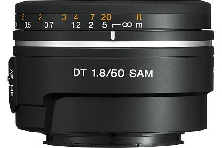 Sony DT 50 mm 1.8 SAM
